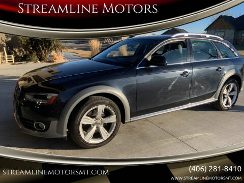2013 Audi Allroad for sale at Streamline Motors in Billings MT