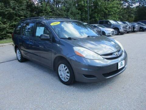 2007 Toyota Sienna for sale at MC FARLAND FORD in Exeter NH