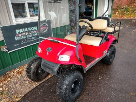 2009 Ruff and tuff LSV for sale at Paulson Auto Sales in Chippewa Falls WI