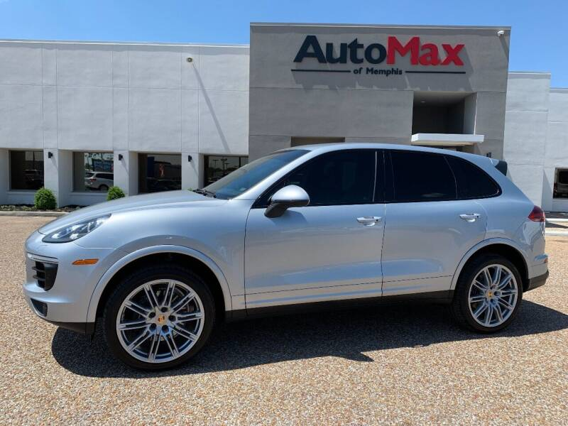 2018 Porsche Cayenne for sale at AutoMax of Memphis - V Brothers in Memphis TN