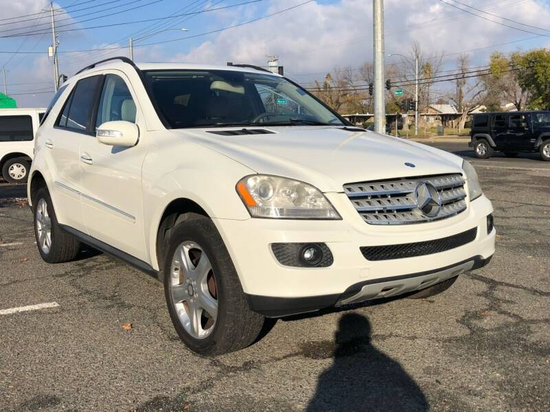 2008 Mercedes-Benz M-Class for sale at All Cars & Trucks in North Highlands CA