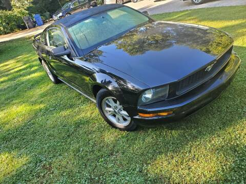 2006 Ford Mustang for sale at Diamond Auto Sales & Service in Norwich CT