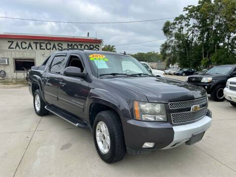 2011 Chevrolet Avalanche for sale at Zacatecas Motors Corp in Des Moines IA