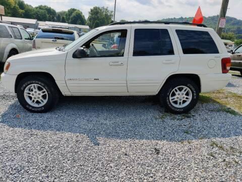 2000 Jeep Grand Cherokee for sale at Magic Ride Auto Sales in Elizabethton TN