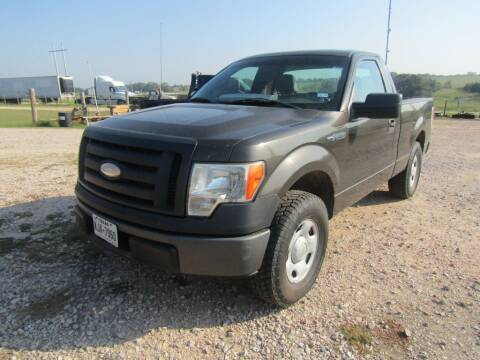2009 Ford F-150 for sale at Hill Top Sales in Brenham TX