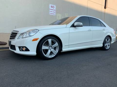 2010 Mercedes-Benz E-Class for sale at International Auto Sales in Hasbrouck Heights NJ