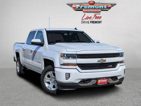 2018 Chevrolet Silverado 1500 for sale at Rocky Mountain Commercial Trucks in Casper WY