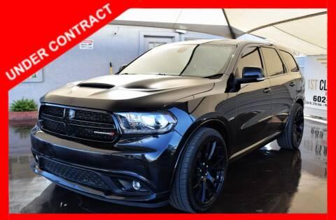 2014 Dodge Durango for sale at 1st Class Motors in Phoenix AZ