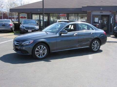 2015 Mercedes-Benz C-Class for sale at Lynnway Auto Sales Inc in Lynn MA