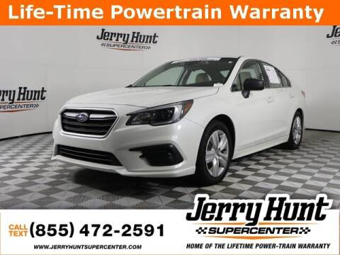 2019 Subaru Legacy for sale at Jerry Hunt Supercenter in Lexington NC