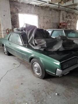1967 Mercury Cougar for sale at Classic Car Deals in Cadillac MI