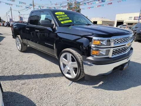 2014 Chevrolet Silverado 1500 for sale at La Playita Auto Sales Tulare in Tulare CA