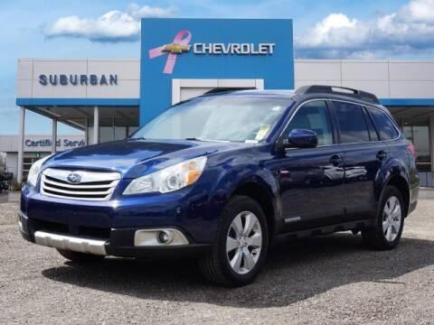 2011 Subaru Outback for sale at Suburban Chevrolet of Ann Arbor in Ann Arbor MI