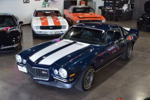 1973 Chevrolet Camaro RS Z/28 #'s for sale at Choice Auto & Truck Sales in Payson AZ