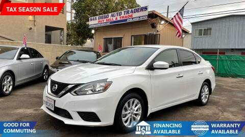 2019 Nissan Sentra for sale at San Diego Auto Traders in San Diego CA