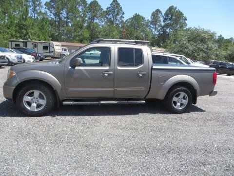 2007 Nissan Frontier for sale at Ward's Motorsports in Pensacola FL