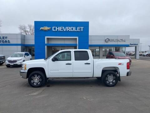 2012 Chevrolet Silverado 1500 for sale at Finley Motors in Finley ND