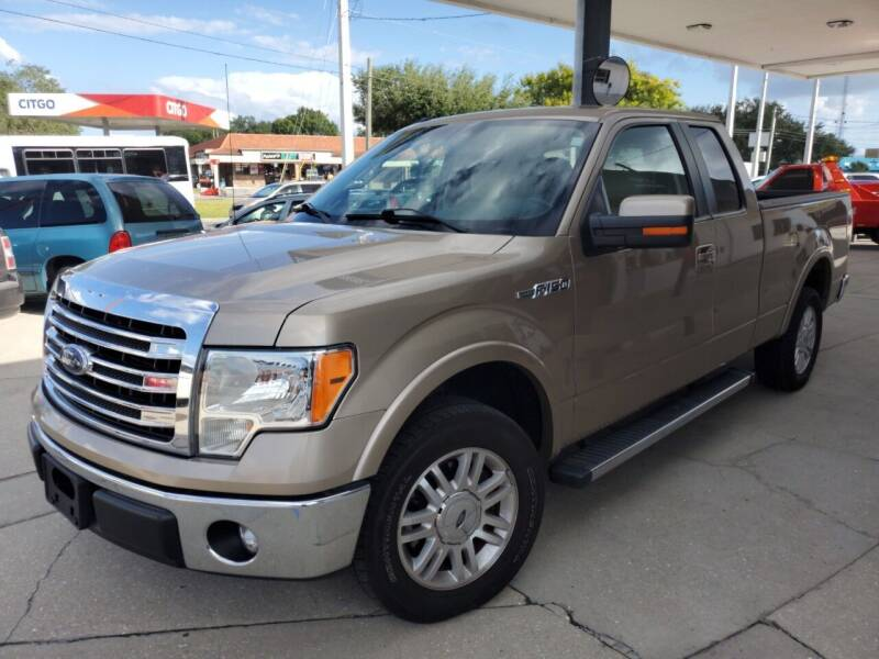 2013 Ford F-150 for sale at Steve's Auto Sales in Sarasota FL