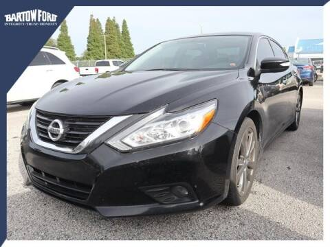 2017 Nissan Altima for sale at BARTOW FORD CO. in Bartow FL