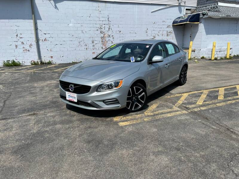 2018 Volvo S60 for sale at Santa Motors Inc in Rochester NY