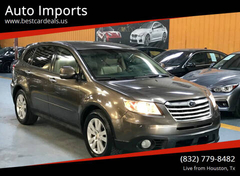 2009 Subaru Tribeca for sale at Auto Imports in Houston TX