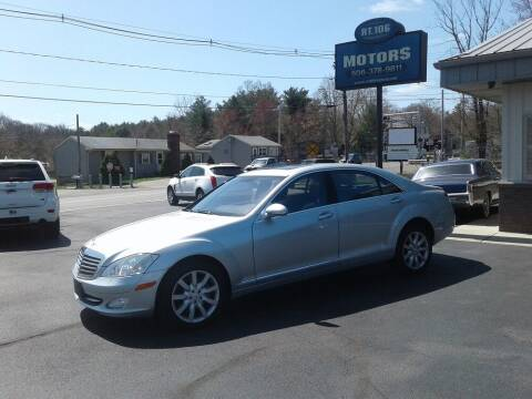 2007 Mercedes-Benz S-Class for sale at Route 106 Motors in East Bridgewater MA