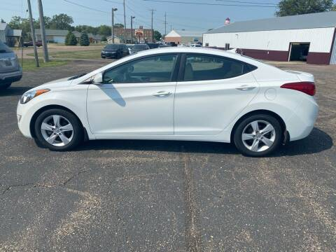 2013 Hyundai Elantra for sale at Diede's Used Cars in Canistota SD