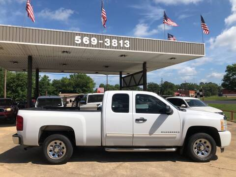 2009 Chevrolet Silverado 1500 for sale at BOB SMITH AUTO SALES in Mineola TX