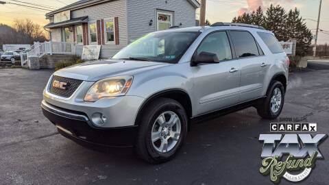 2012 GMC Acadia for sale at RBT Automotive LLC in Perry OH