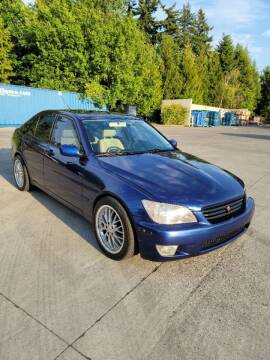 2001 Lexus IS 300 for sale at RICKIES AUTO, LLC. in Portland OR