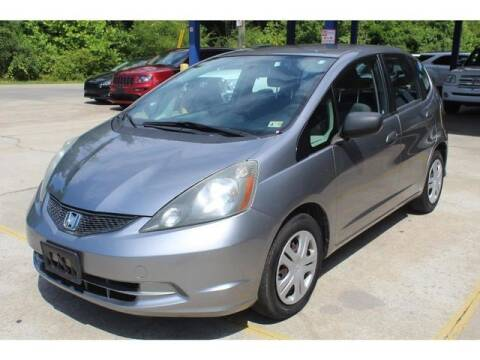 2010 Honda Fit for sale at Inline Auto Sales in Fuquay Varina NC