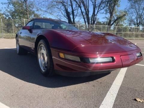 1993 Chevrolet Corvette for sale at CON ALVARO ¡TODOS CALIFICAN!™ in Columbia TN