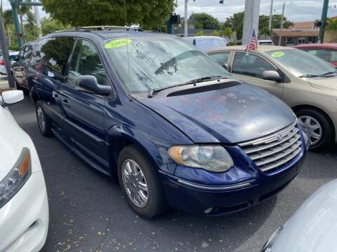 2006 Chrysler Town and Country for sale at Mike Auto Sales in West Palm Beach FL