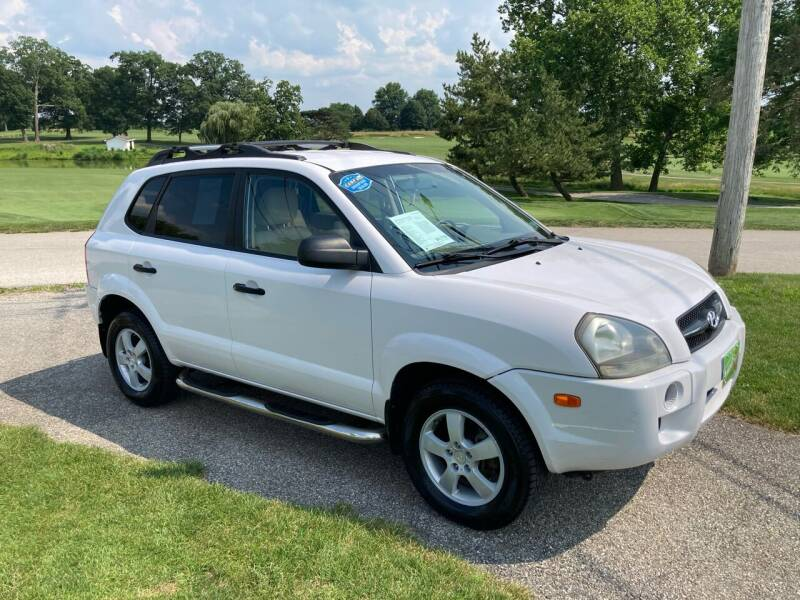 2008 Hyundai Tucson for sale at Good Value Cars Inc in Norristown PA