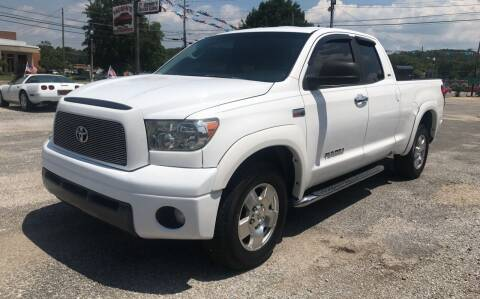 2007 Toyota Tundra for sale at VAUGHN'S USED CARS in Guin AL