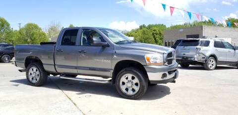 2006 Dodge Ram Pickup 2500 for sale at FRESH TREAD AUTO LLC in Springville UT