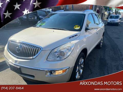 2008 Buick Enclave for sale at ARXONDAS MOTORS in Yonkers NY