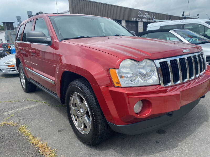 2005 Jeep Grand Cherokee for sale at Story Brothers Auto in New Britain CT