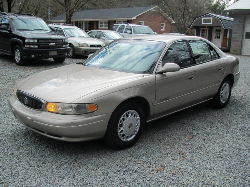 1998 Buick Century for sale at White Cross Auto Sales in Chapel Hill NC