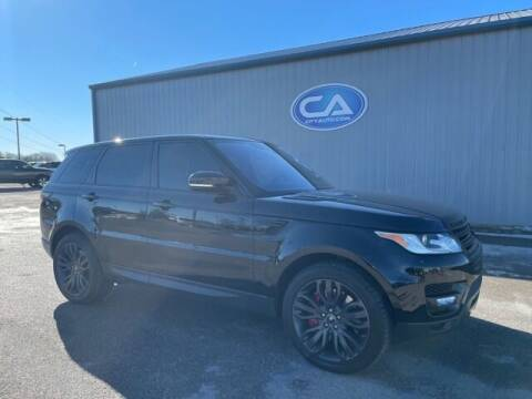 2017 Land Rover Range Rover Sport for sale at City Auto in Murfreesboro TN