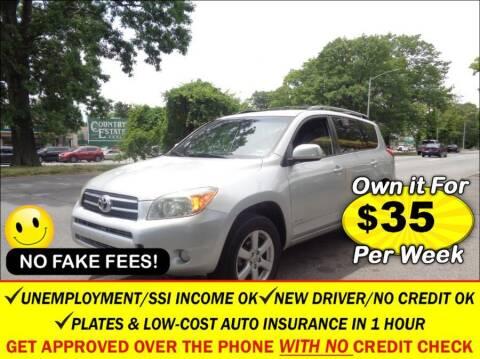 2008 Toyota RAV4 for sale at AUTOFYND in Elmont NY