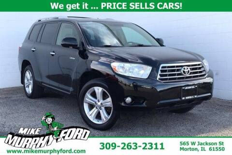 2009 Toyota Highlander for sale at Mike Murphy Ford in Morton IL