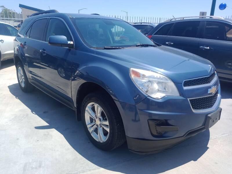 2012 Chevrolet Equinox for sale in El Paso, TX