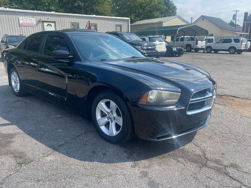 2013 Dodge Charger for sale at Allen's Auto Sales LLC in Greenville SC