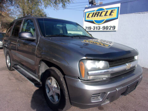 2005 Chevrolet TrailBlazer for sale at Circle Auto Center in Colorado Springs CO