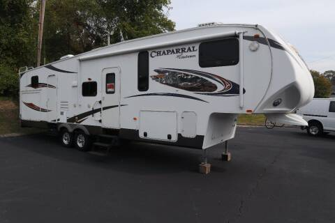 2013 Chaparral Coachman for sale at Danny Holder Automotive in Ashland City TN