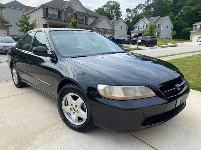 2000 Honda Accord for sale at Affordable Dream Cars in Lake City GA