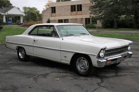 1967 Chevrolet Nova for sale at Great Lakes Classic Cars & Detail Shop in Hilton NY