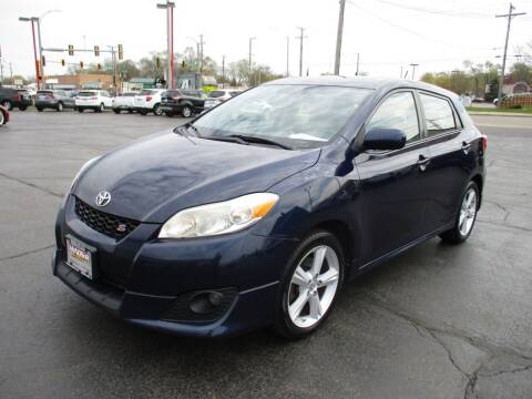 2009 Toyota Matrix for sale at Windsor Auto Sales in Loves Park IL