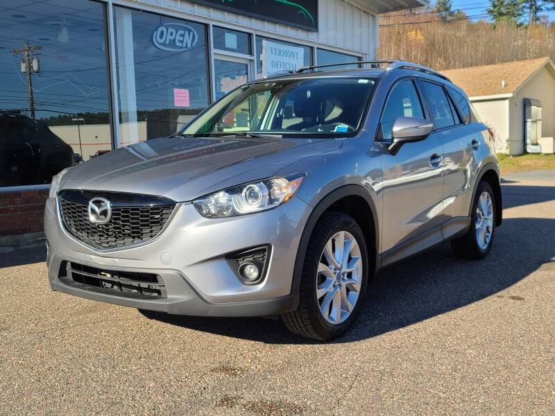 2015 Mazda CX-5 for sale at Green Cars Vermont in Montpelier VT